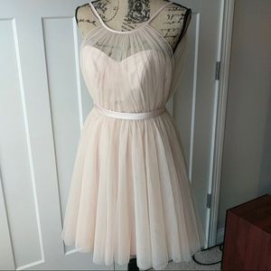 Sorella Vita Pink Gown 6